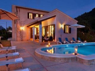 5 bedroom Villa in Port de Pollenca, Balearic Islands, Spain : ref 5455667