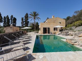 4 bedroom Villa in Cala San Vicente, Mallorca, Mallorca : ref 3774