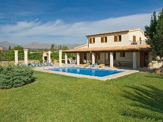 5 bedroom Villa in Pollença, Mallorca, Mallorca : ref 3791