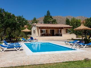 Villa in Pollença, Mallorca, Mallorca, Cala Sant Vicenç