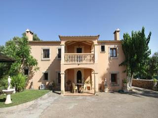 5 bedroom Villa in Algaida, Mallorca : ref 4339