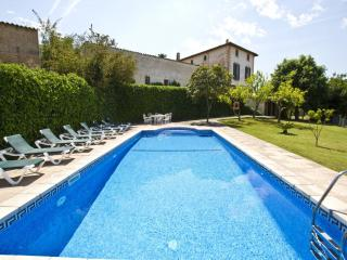 5 bedroom Villa in Bunyola, Mallorca : ref 4649
