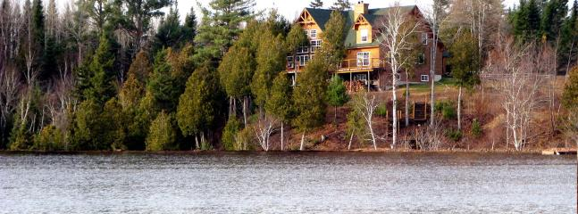 Welcome to the Cedarbrook Landing River Lodge!   We are located in picturesque Richibucto River.