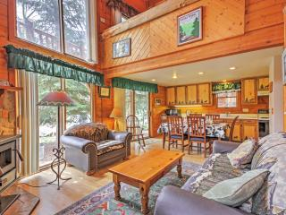 Rustic 3BR Grand Lake Cabin at Lemmon Lodge w/Wifi
