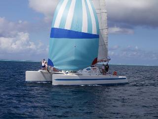 Azuline charter Polynesie francaise