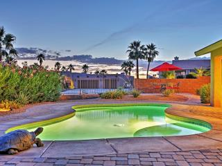 Extraordinary 4BR Lake Havasu City House w/Wifi, Sparkling Private Pool, Extensive Renovations & Beautiful Lake Views - Across from London Bridge Golf Course & Minutes to the Lake!