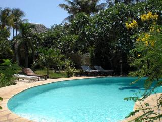 "Frangipani Cottages ""Mnazi-House"", Diani Beach"