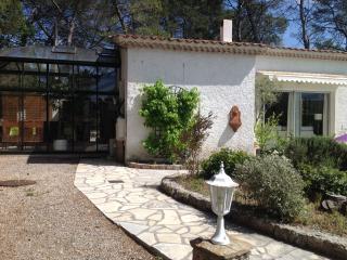 Villa Albert in sunny Provence, Le Thoronet