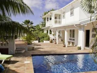 Villa enjoys views out to both the Atlantic and Caribbean Sea., Cap Estate