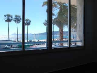 Appartement 3 pièces, Front de mer,  Juan les Pins, Juan-les-Pins
