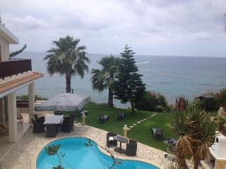 Villa Elena. First line. Coral Bay, Peyia
