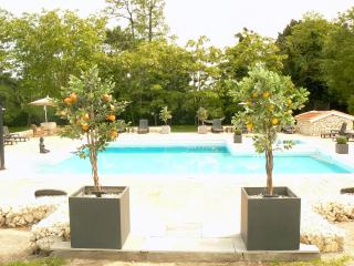 St Louis - beautiful family home, stunning pool, Brossac