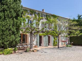 Luxury 7 bedroom Villa Rouge Corbiere,Carcassone, Fabrezan