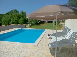 Green paradise in Istria with big garden and pool, Svetvincenat