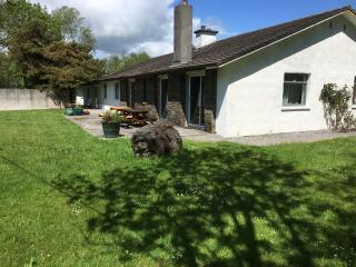 'The Long House' near Cong Village on Lough Corrib