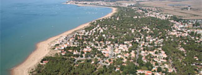 vue de la côte en ULM
