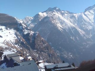 Beau 2 pièces+cabine,sup. vue,skis au pied,parking, Les 2 Alpes