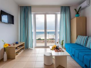 Blue Mediterranean  /one bedrom with sea view 2+2/
