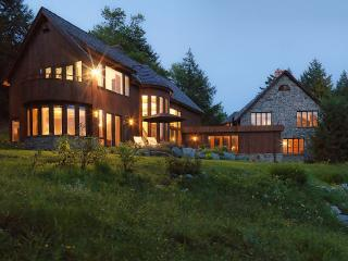 Private Estate nestled in the woods, Stowe