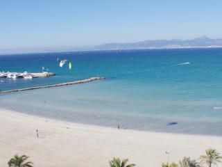 Apartamento cerca de la playa el Arenal y jardín, Playa de Palma