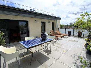 Appartement de standing avec terrasse au Bouscat, Le Bouscat