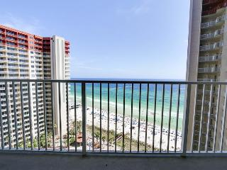Shores of Panama 1511*BEACHFRONT w/ Balcony*Pools-Hot Tubs-Spa-Sauna-Gym+MORE, Panama City Beach
