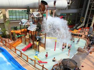 Wilderness Resort Water Parks Included