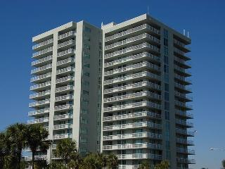 Just $110/n thru 9/30! 2br on 5th floor - beautiful views of Gulf of Mexico!, Pensacola Beach
