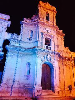 La Chiesa delle Grazie, risalente alla metà del 1700.