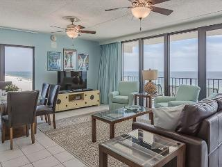 Gulf-Front 3 BR Condo at Island Winds East w/ Stunning Beach View