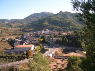 Cal Benito Casa rural Capçanes (Priorat)