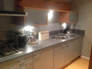 Kitchen all integrated units dishwasher waste disposal microwave etc etc