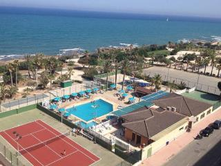 Precioso apartamento frente al mar en Cabo Cervera, La Mata