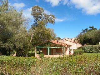 Mini villa 4 personnes plage à 300m, Sainte Lucie De Porto Vecchio