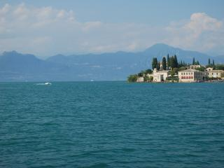 Lake Garda - beautiful location in lovely village
