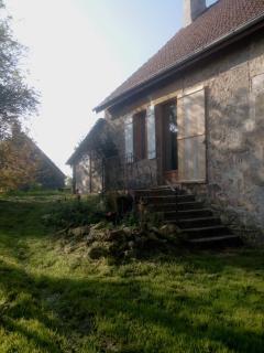 Gite, Bazoches du Morvan, Burgundy, France