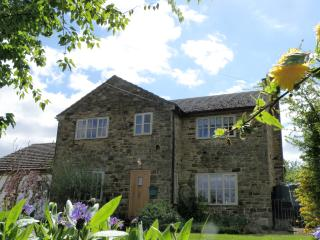 We have bluebells too!  A large, family home in a lower dales village