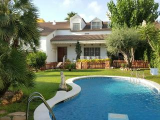 Fantastic Detached Villa with Pool in Sitges