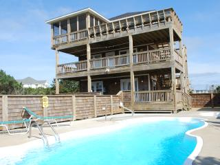Ivey Coast Beach House in Hatteras Village