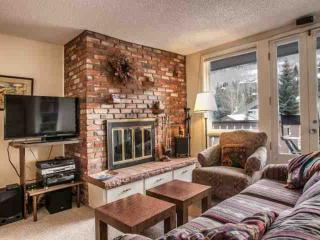 Condo located between Vail Village & Lionshead, Walk To Gondola, On In-Town Bus Route, Mtn View!