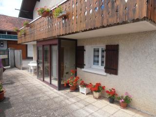 Location studio à la semaine. Larringes (74500), Thonon-les-Bains