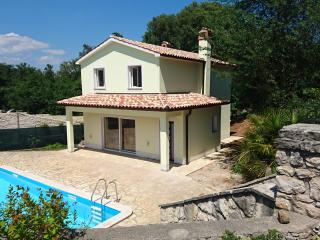 New buiit house 4*, 6 km away from the sea, Krsan