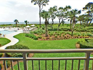 Forest Beach - 2 bedroom Oceanfront - Ocean One 217, Hilton Head