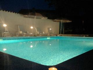 Green paradise in Istria with big garden and pool