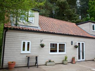 Rural, peaceful holiday lodge, close to beaches.
