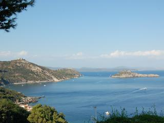 Maisonette with direct access to the sea, Porto Ercole