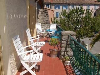 Carcassonne, Troubadours House for 10 People