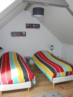 Chambre n°2 bis