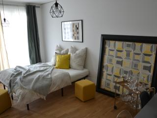 Wonderful flat near to the fair and city center, Francfort