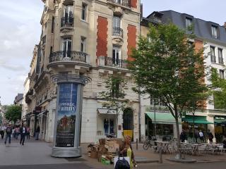 Studette meublée toute équipée Rouen hyper centre, Rouaan